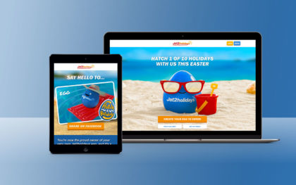 Jet 2 - Hatch-a-Holiday